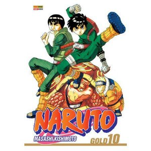 Naruto Gold Vol.10