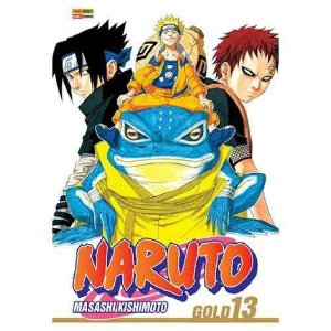 Naruto Gold Vol.13