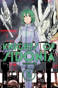 Knights Of Sidonia Vol.05