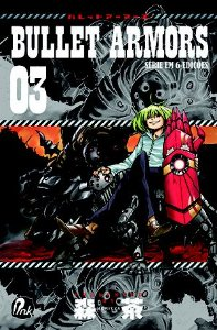 Bullet Armors Vol.03