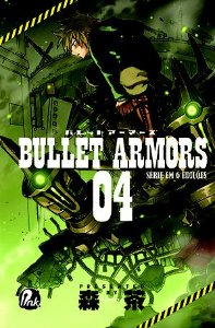 Bullet Armors Vol.04