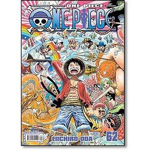 One Piece Vol.62
