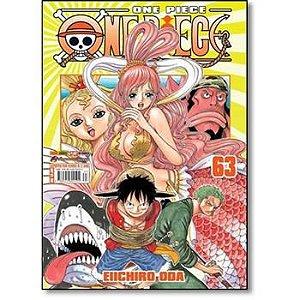 One Piece Vol.63