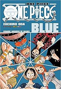 One Piece Blue - Grande Arquivo de Dados