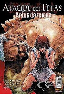 Ataque dos Titãs - Antes da Queda Vol.01