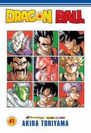 Dragon Ball Vol.41