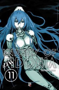Knights Of Sidonia Vol.11