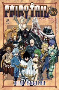 Fairy Tail Vol.58