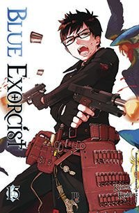 Blue Exorcist Vol.15