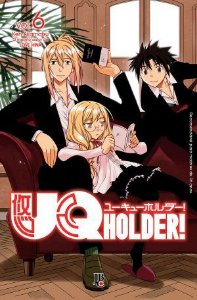 UQ Holder! Vol.06