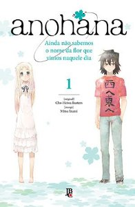 Box Anohana Vol.01 a 03