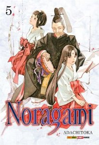 Noragami Vol.05