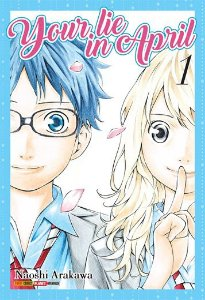 Your Lie In April Vol.01