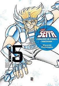 CDZ - Saint Seya Vol.05 (Kanzenban)
