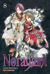 Noragami Vol.08
