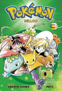 Pokemon Yellow Vol.03
