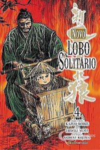 Novo Lobo Solitário Vol.04
