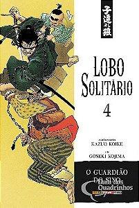 Lobo Solitário Vol.04