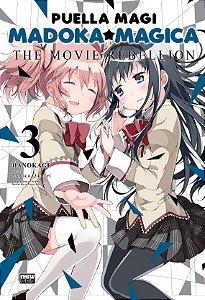 Madoka Magica: The Movie Rebellion Vol.03