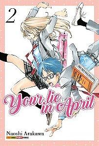 Your Lie In  April Vol.02