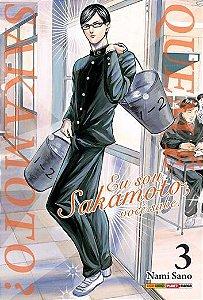 Quem É Sakamoto? Vol.03