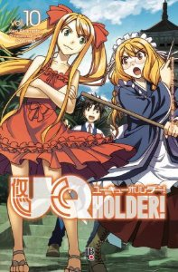 UQ Holder! Vol.10