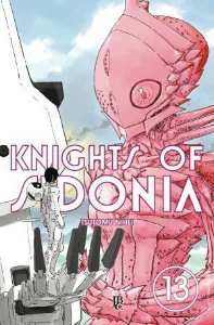 Knights Of Sidonia Vol.13