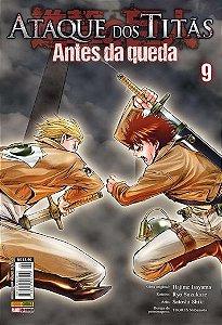 Ataque dos Titãs - Antes da Queda Vol.09