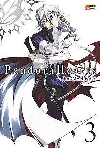 Pandora Hearts Vol.03