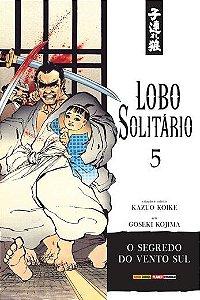 Lobo Solitário Vol.05