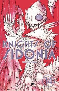 Knights Of Sidonia Vol.14