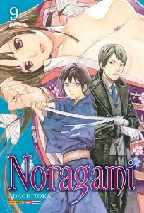 Noragami Vol.09
