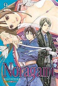 Noragami Vol.09