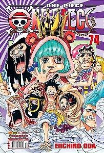 One Piece Vol.74
