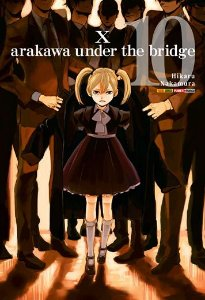 Arakawa Under The Bridge Vol.10