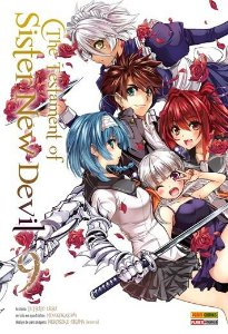 The Testament of Sister New Devil Vol.09