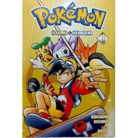Pokémon Gold & Silver Vol.01