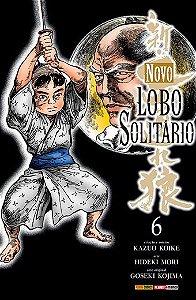 Novo Lobo Solitário Vol.06