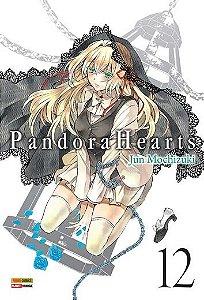 Pandora Hearts Vol.12