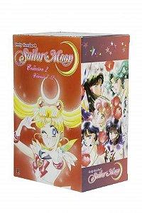 Box Sailor Moon Coleção 2 Vol.07 a 12