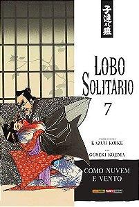 Lobo Solitário Vol.07