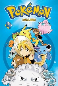 Pokemon Yellow Vol.04