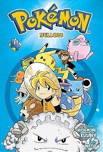 Pokemon Yellow Vol.04