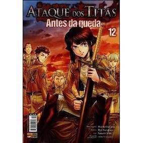 Ataque dos Titãs - Antes da Queda Vol.12
