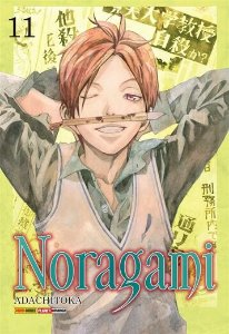 Noragami Vol.11