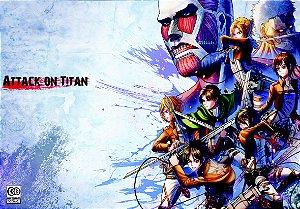 Poster Ataque dos Titãs