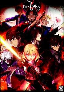 Poster Fate Zero