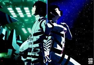 Poster Knights Of Sidonia