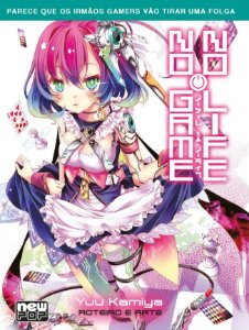 No Game No Life Novel Vol.09