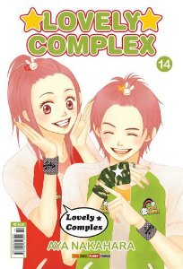 Lovely Complex Vol.14